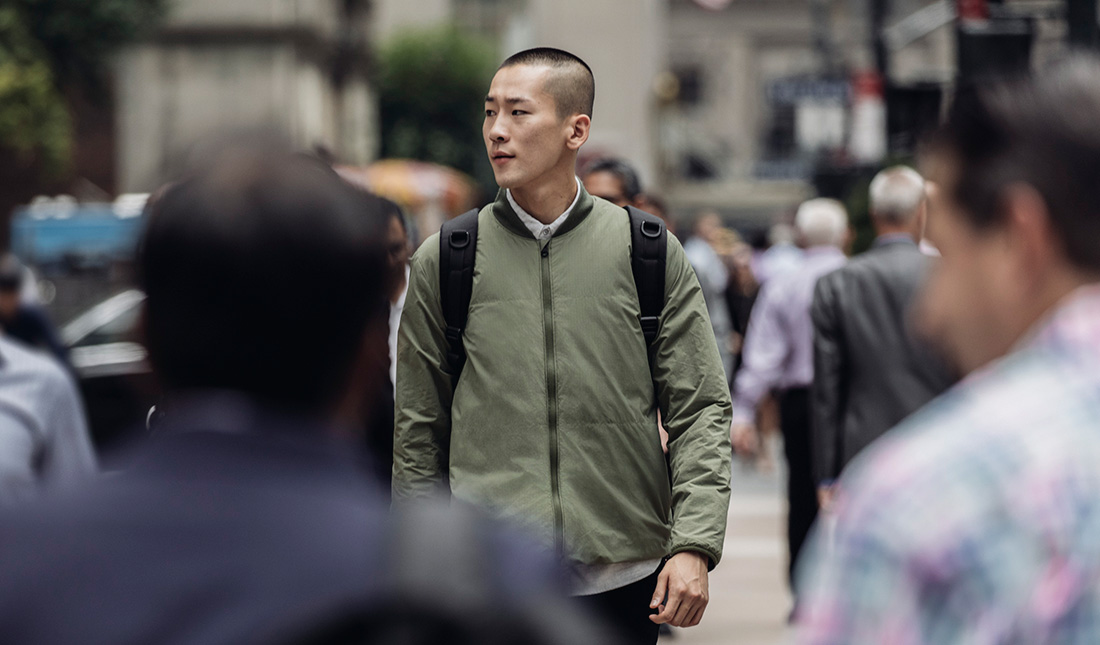 Levi's Spring/Summer 2017 Commuter Collection